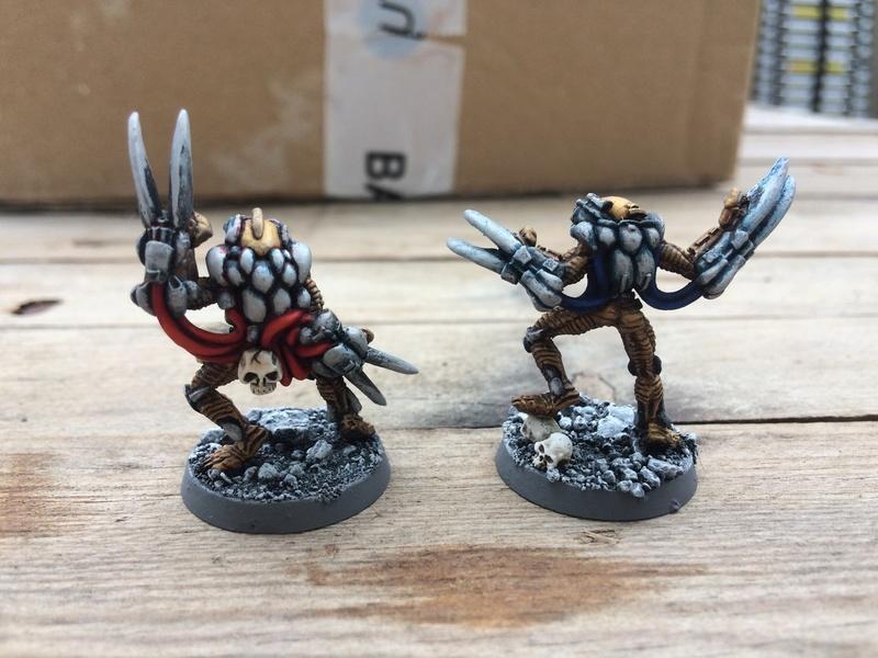 Malcadons, Necromuda, Syprers