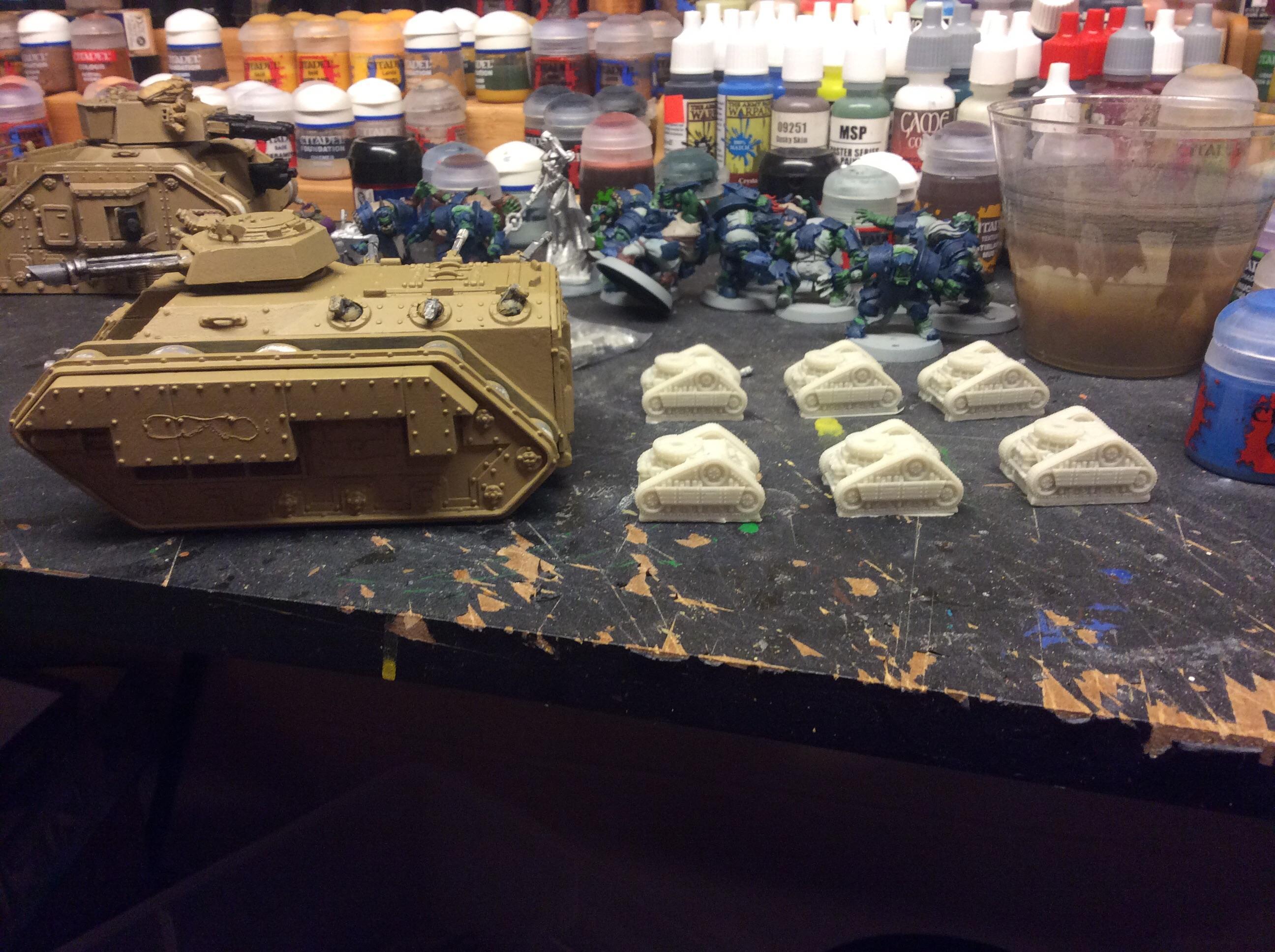 WOlfe tanks