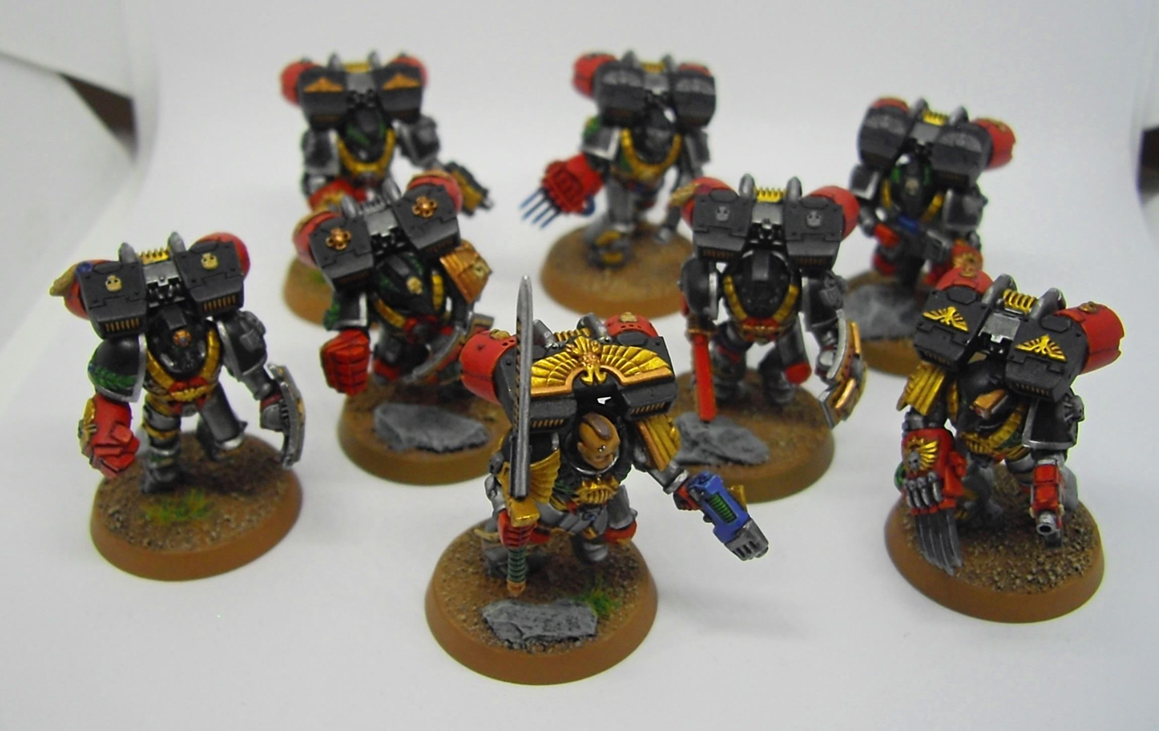 Jump Pack, Stark Crusaders, Vanguard Veterans
