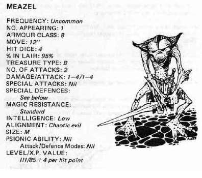 RETRO REVIEW-AD&D Fiend Folio (1981) - Forum - DakkaDakka | Roll the dice  to see if I'm getting drunk.
