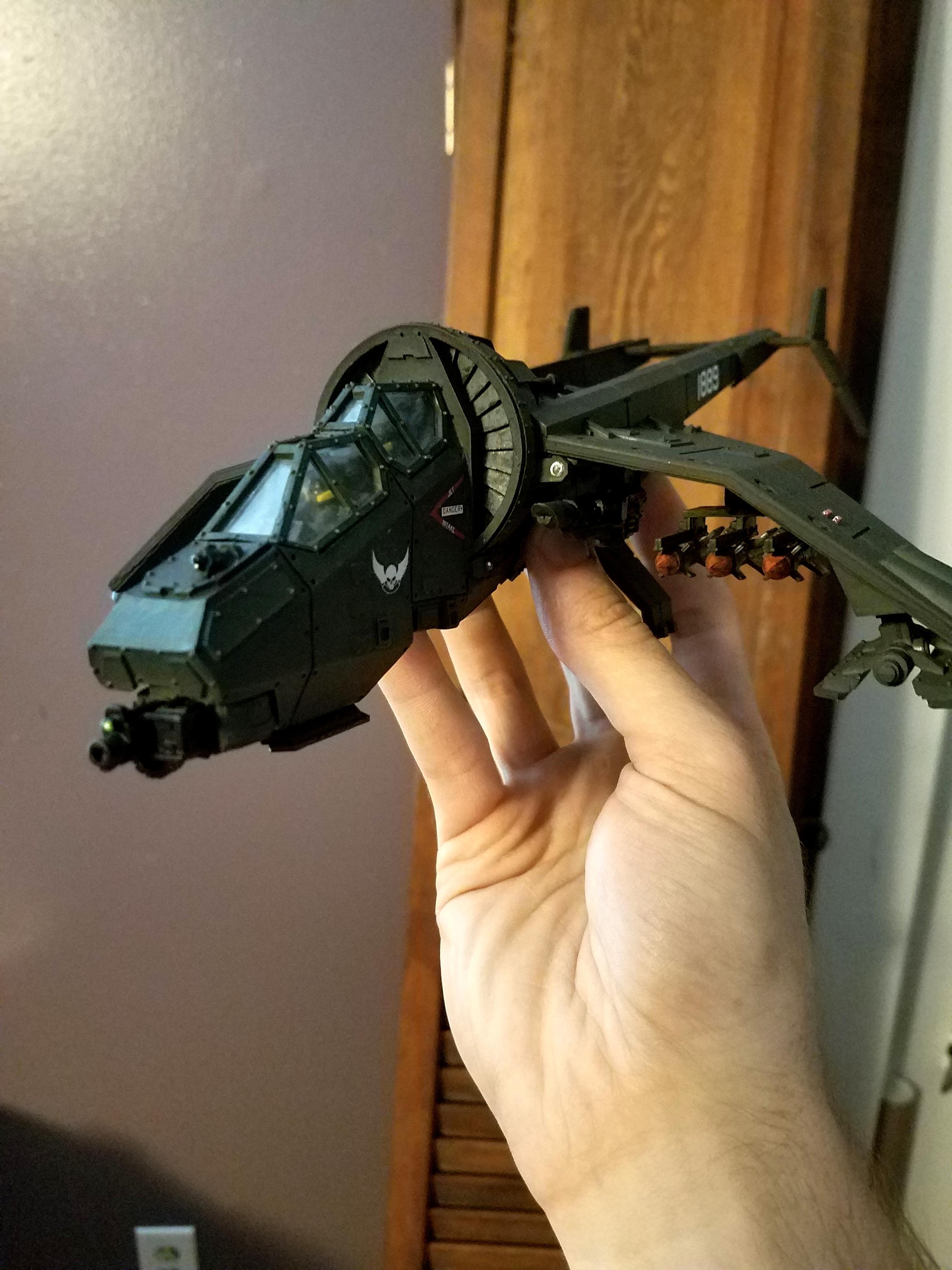 Gunship, Vulture, Vulture Gunship