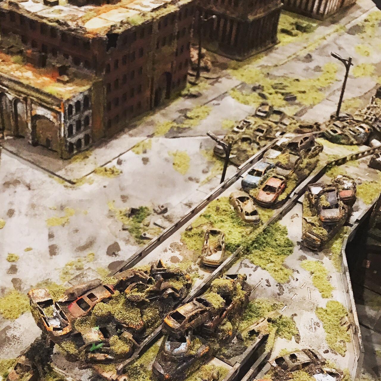 Dropzone Commander, Dzc, Terrain, Warhammer 40,000