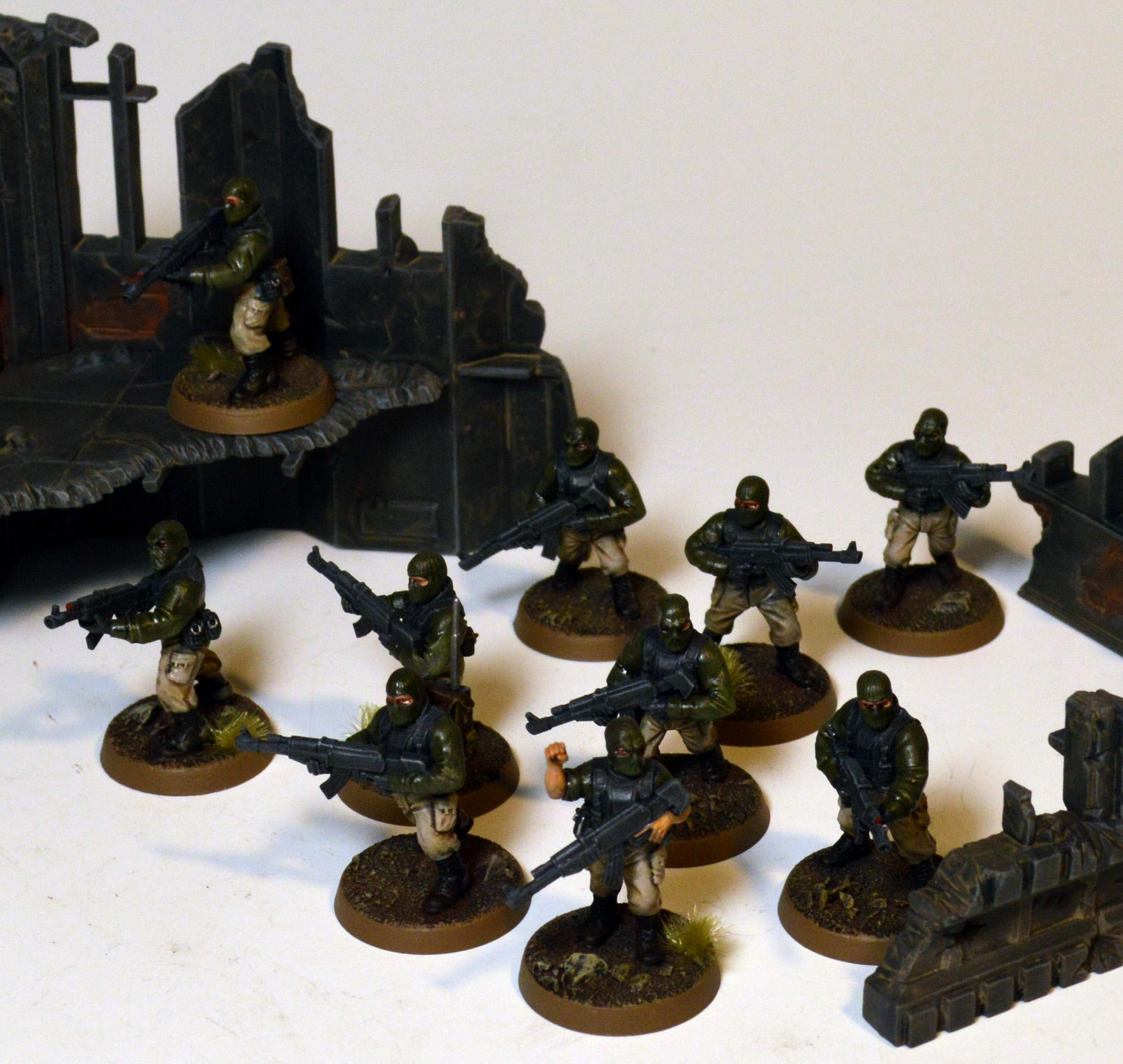 Imperial Guard, Spetsnaz