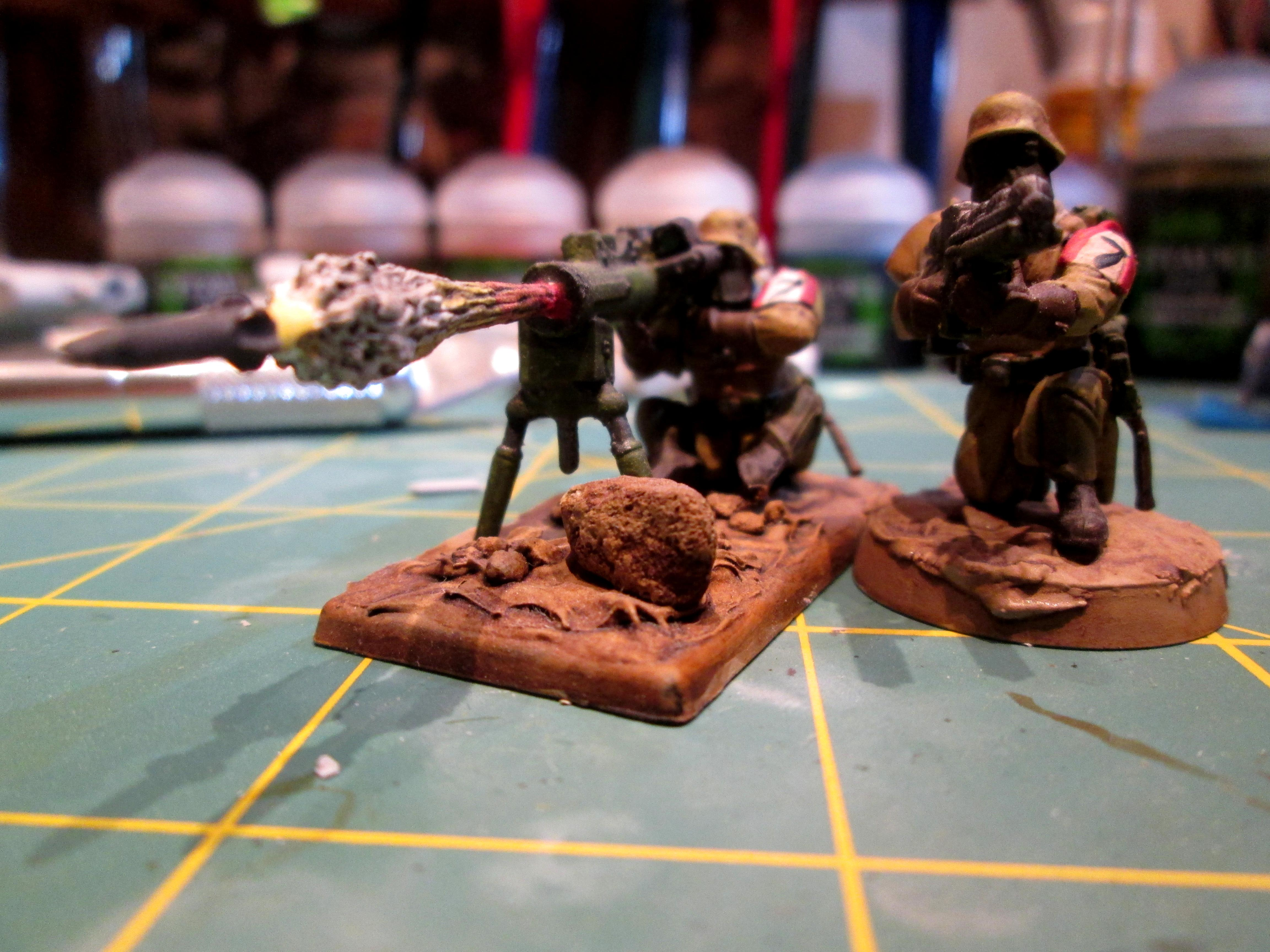 Dragom Atgm, Greatcoat Troopers, Imperial Guard, Infantry