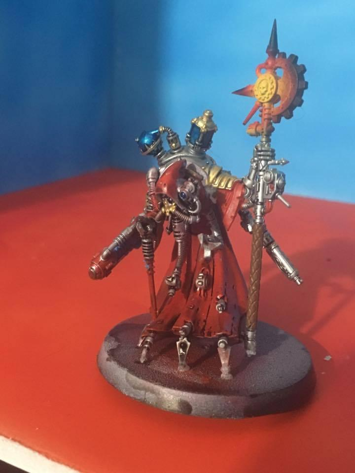 Adeptus Mechanicus, Tech Priest