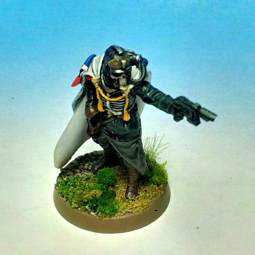 Death Korps of Krieg, Imperial Guard, Limited Edition, Quartermaster