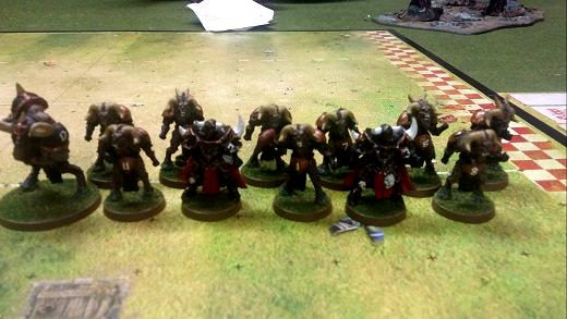 Blood Bowl, Tainted Sea Titans