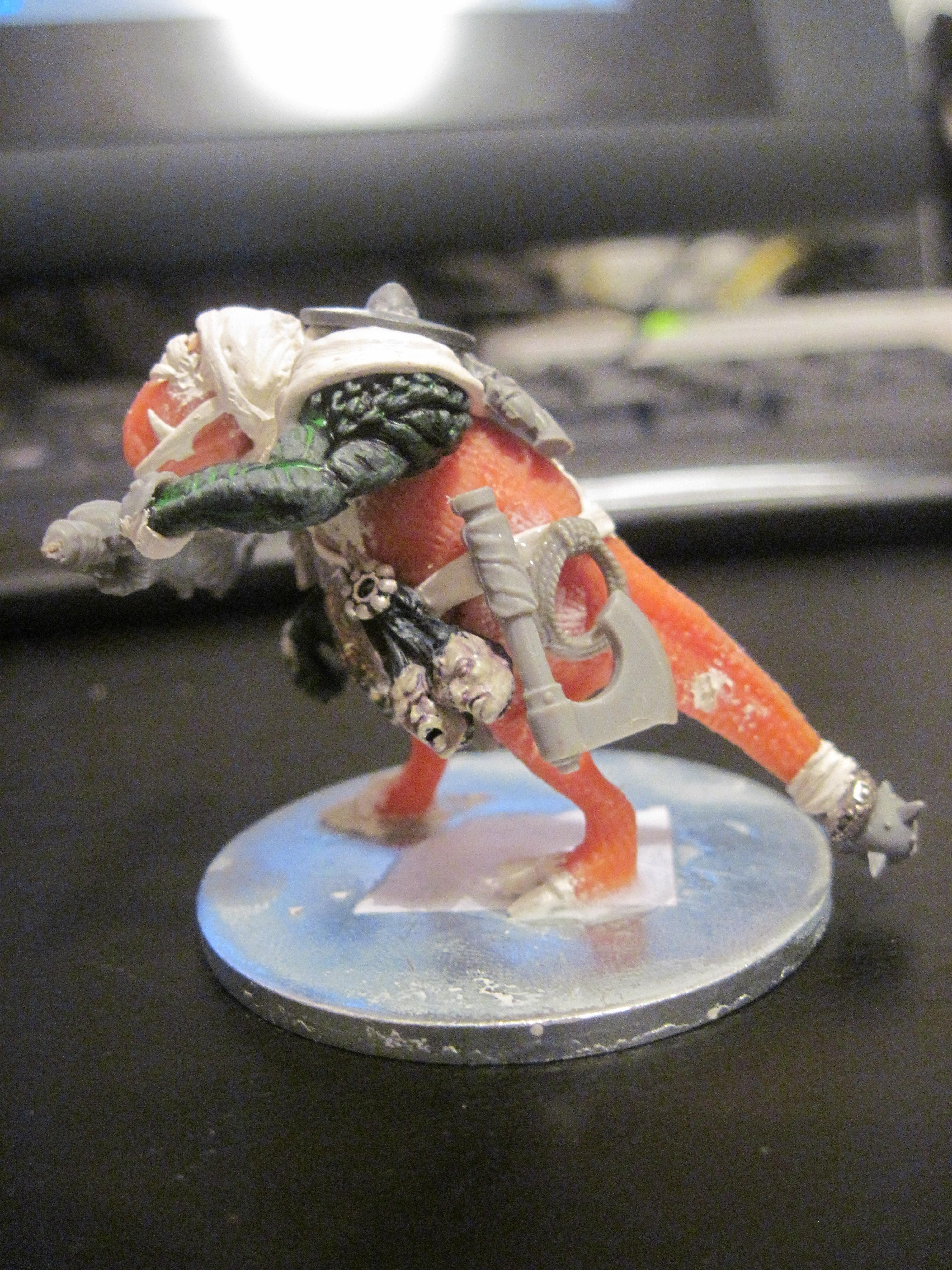 Conversion, Custom, Dinosaur, Fimir, Kitbash, Plastic, Toy