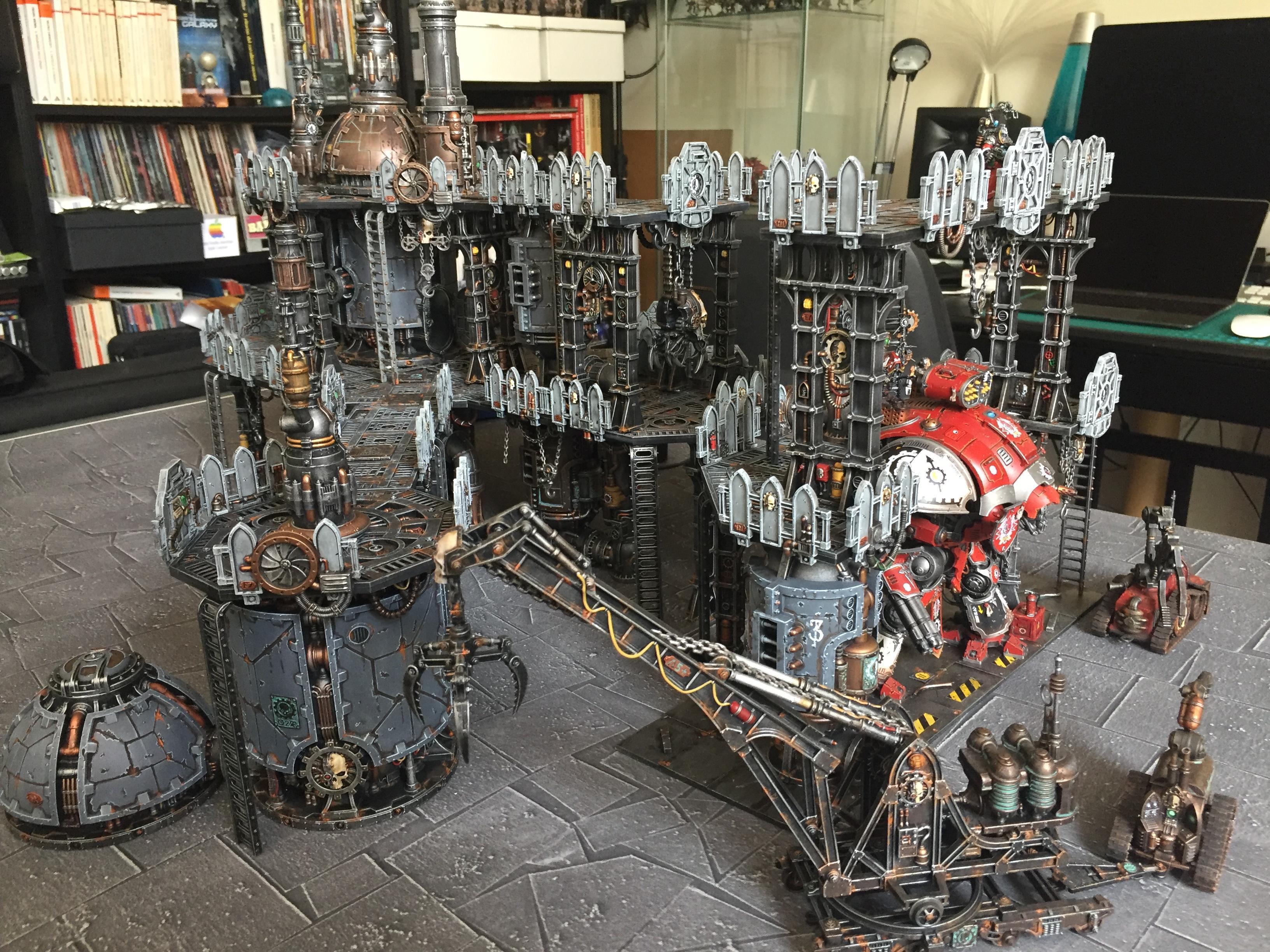 Riccardomargarolo, Sectormechanicus, Shadowwar, Warhammer 40,000, Warhammer40000