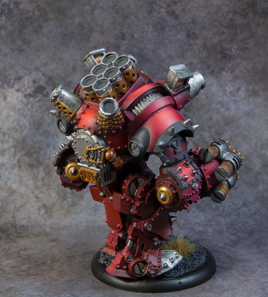 Khador Behemoth