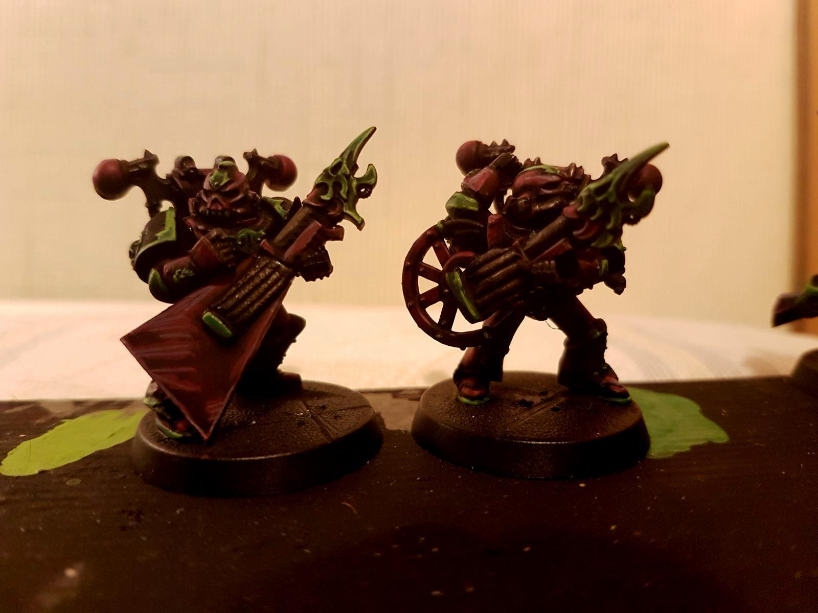 Chaos Space Marines, Emperor's Children, Noise Cult, Noise Marines, Slaanesh