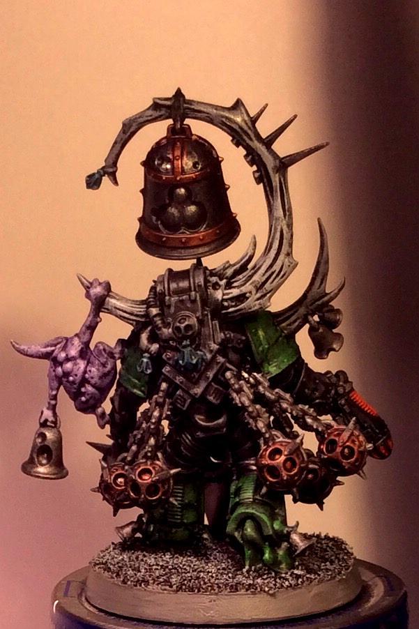 Chaos, Dark Imperium, Death Guard, Noxious Blightbringer, Nurgle