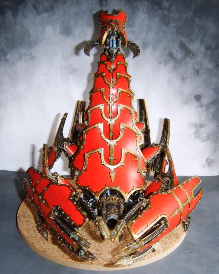 Forge World, Greater Brass Scorpion Of Khorne, Khorne, Scorpion