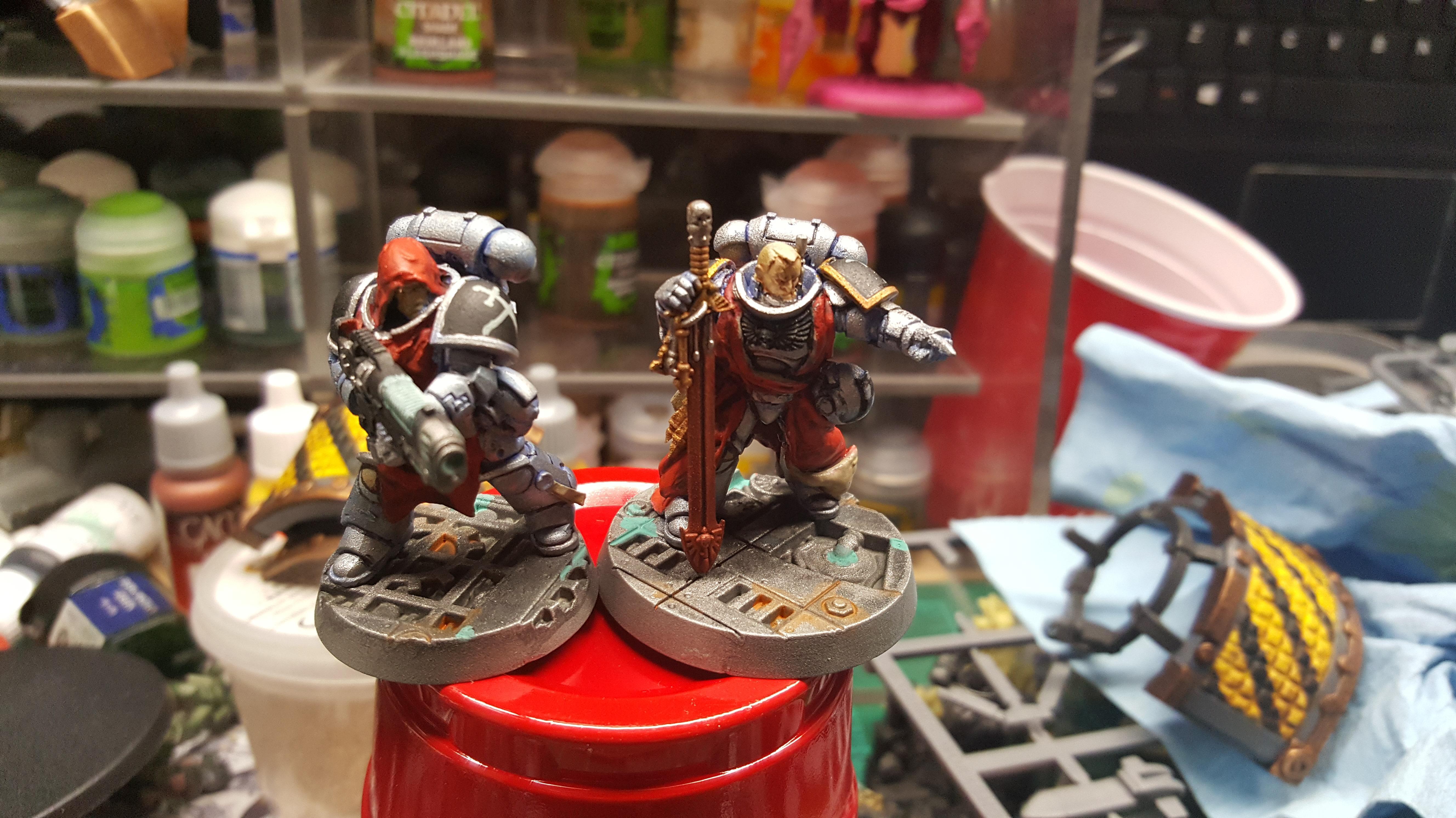 Guardians Of The Covenant, Primaris Marines