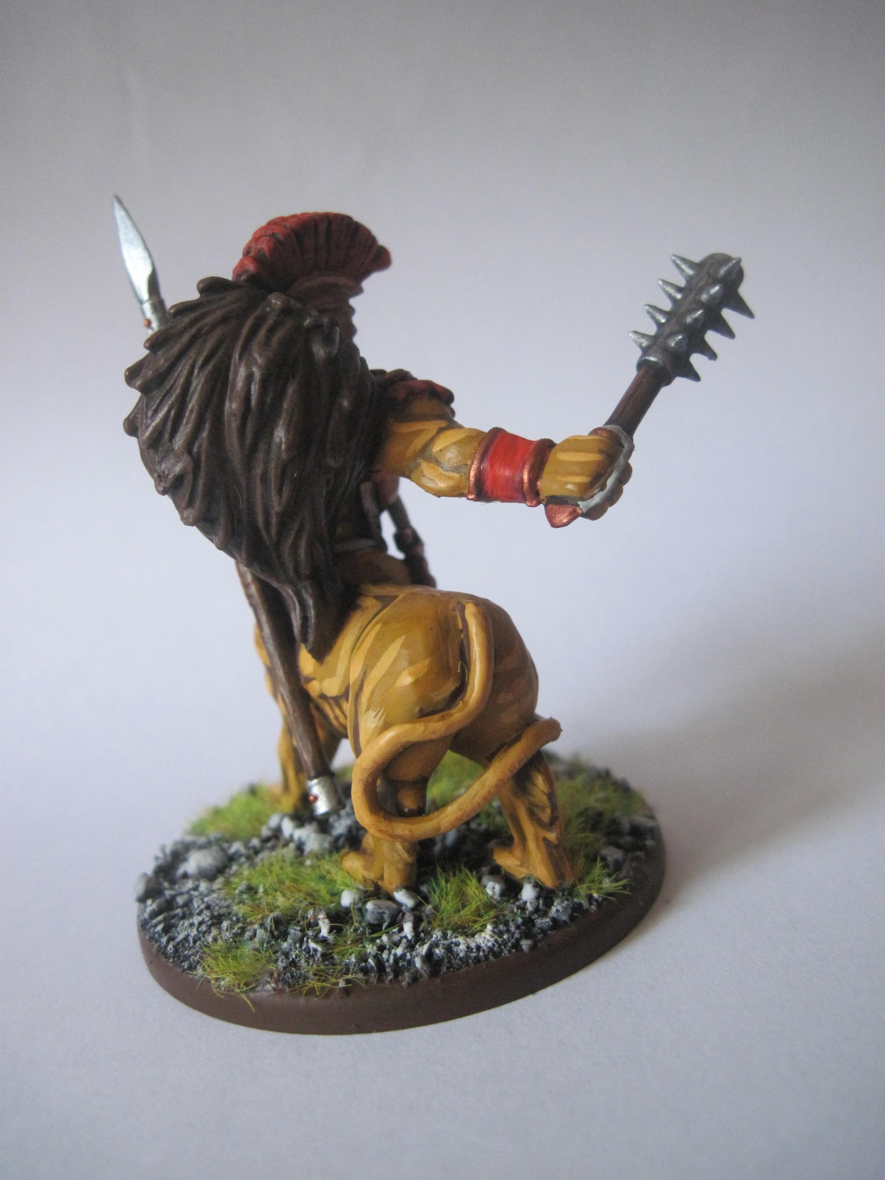 Conversion, Dracotaur, Empire, Lion, Romans, Sigma, Toy, Wemic