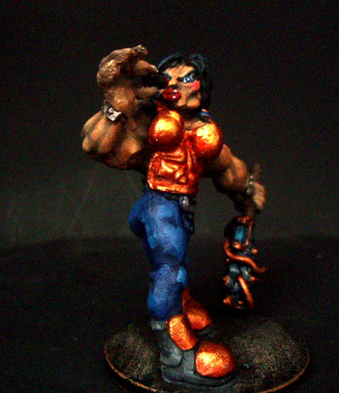 Female Ogrynn, Ogrynn, Ogrynn Sculpt, Sculpting