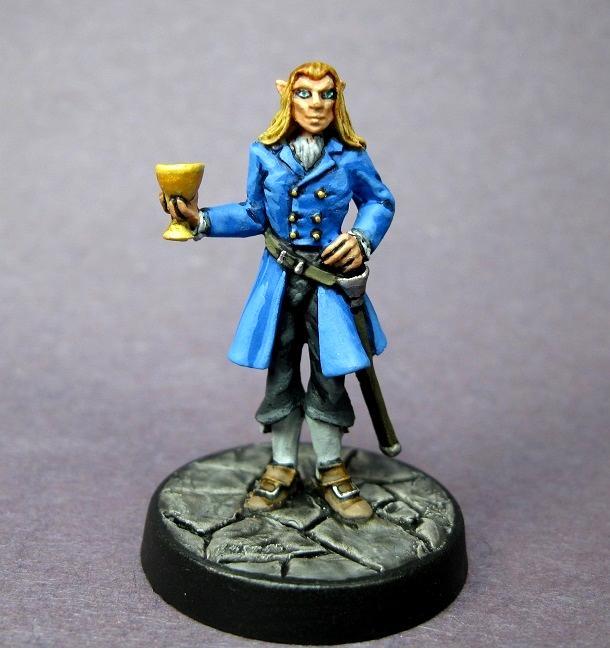 Carreroarts, Elves, Reaper Miniatures