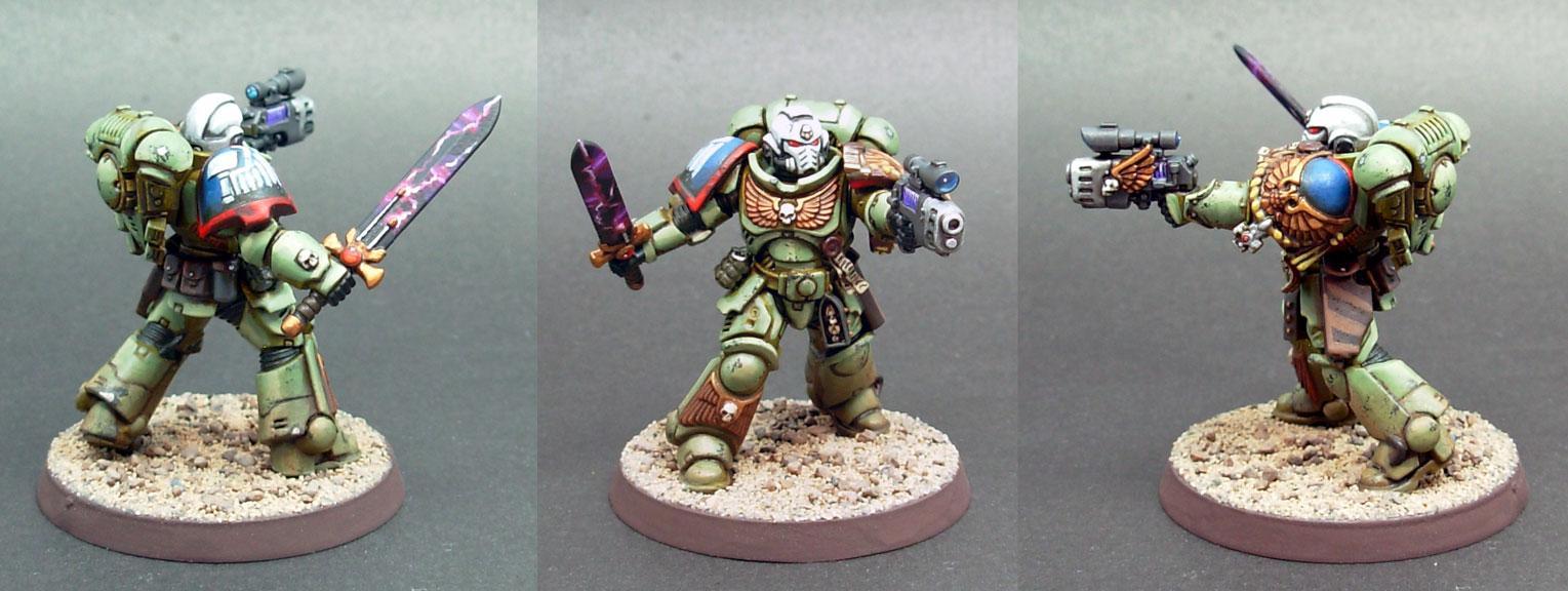 Adeptus Astartes, Primaris, Space Marines, Warhammer 40,000