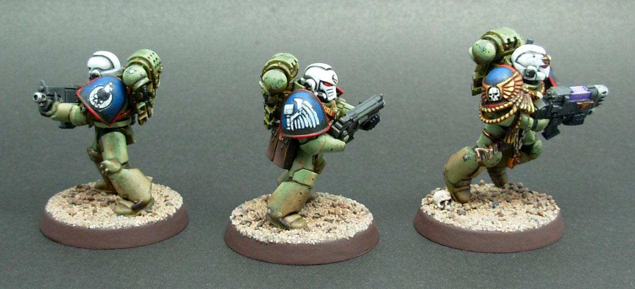 4ok, Adeptus Astartes, Space Marines