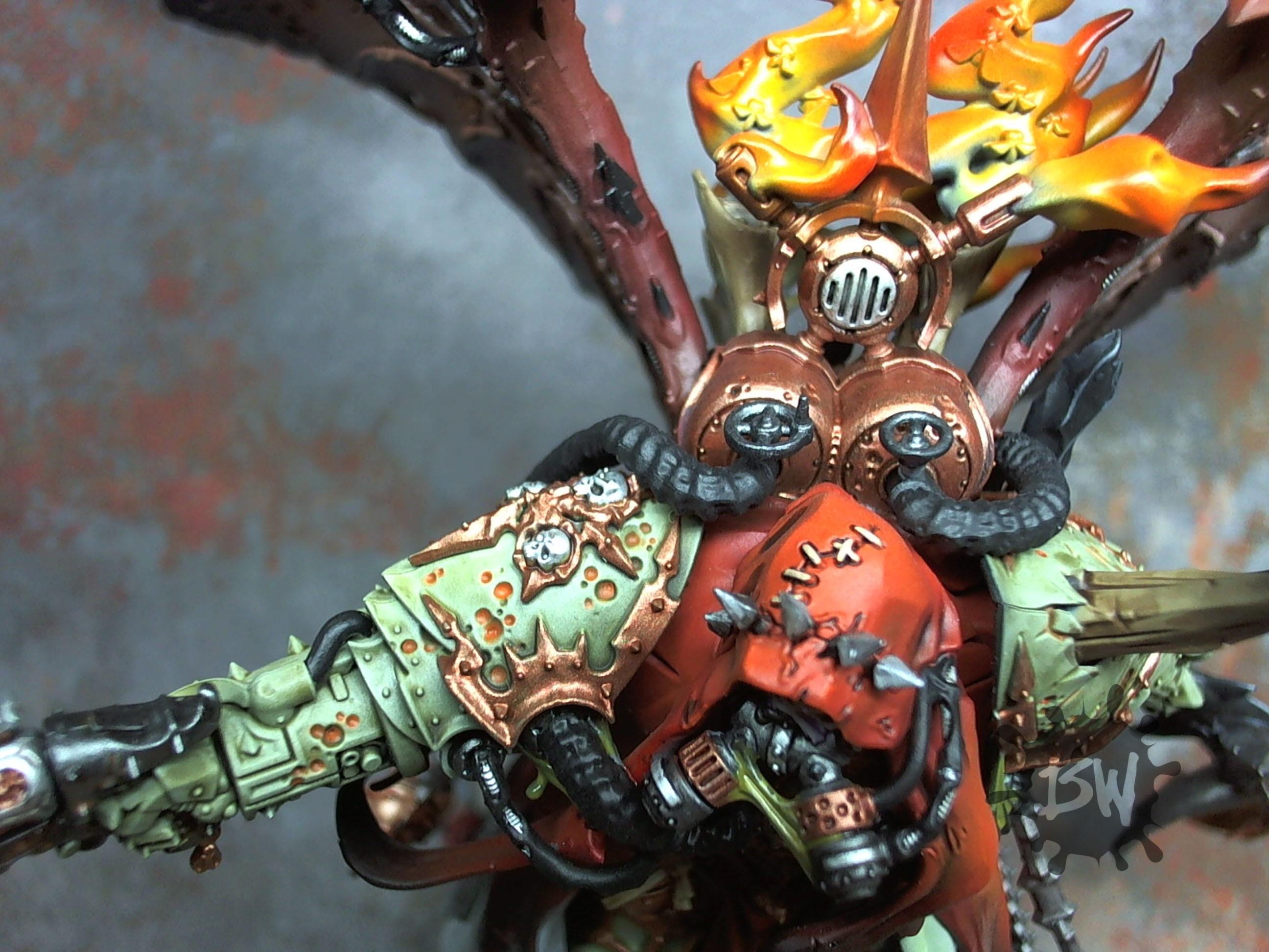 Death Gard, Mortarion, Nurgle, Warhammer 40,000