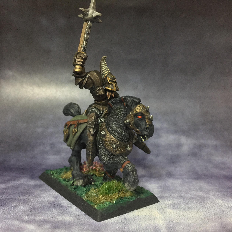 Cavalry, Chaos, Citadel, Knigh, Knights, Oldhammer, September 2017