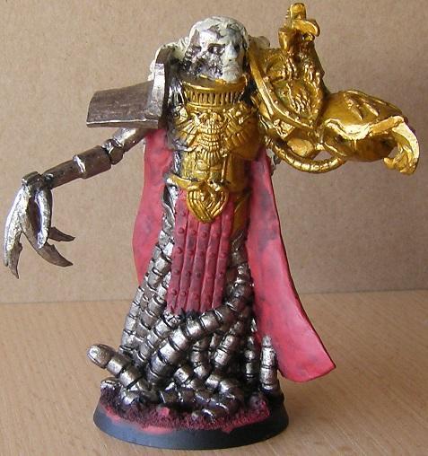 Cyborg, Emperor, Zombie