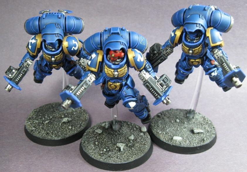 Primaris Space Marine, Warhammer 40,000