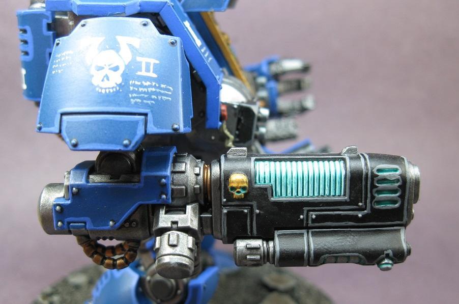 Primaris Redemptor Dreadnought, Primaris Space Marine, Warhammer 40,000