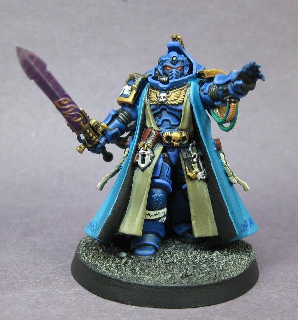 Primaris Librarian, Primaris Space Marine, Warhammer 40,000