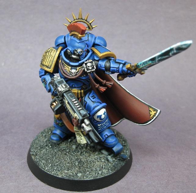 Primaris Captain, Primaris Space Marine, Warhammer 40,000
