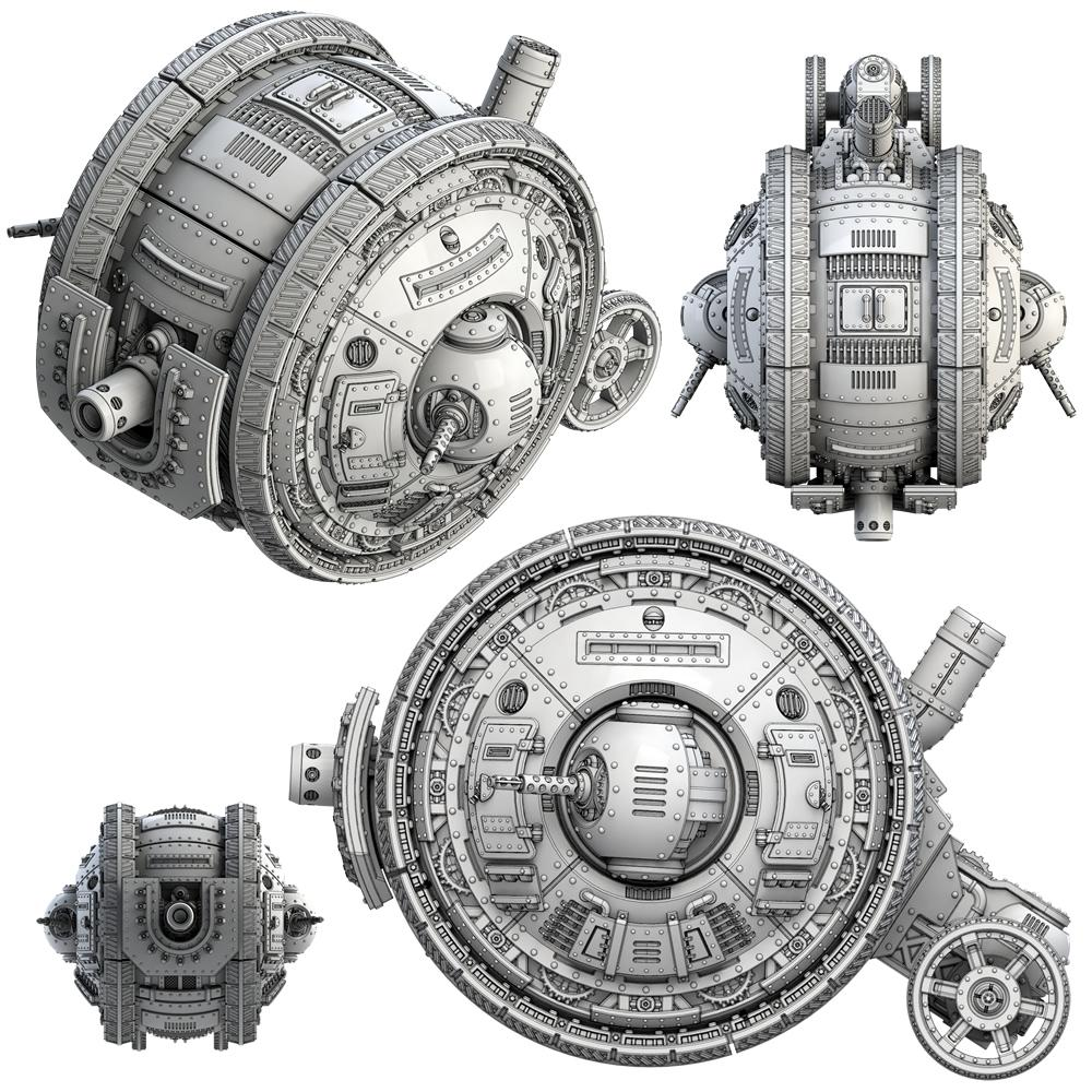 Dystopian Legions, Dystopian Wars, Out Of Production, Spartan Games, Steampunk