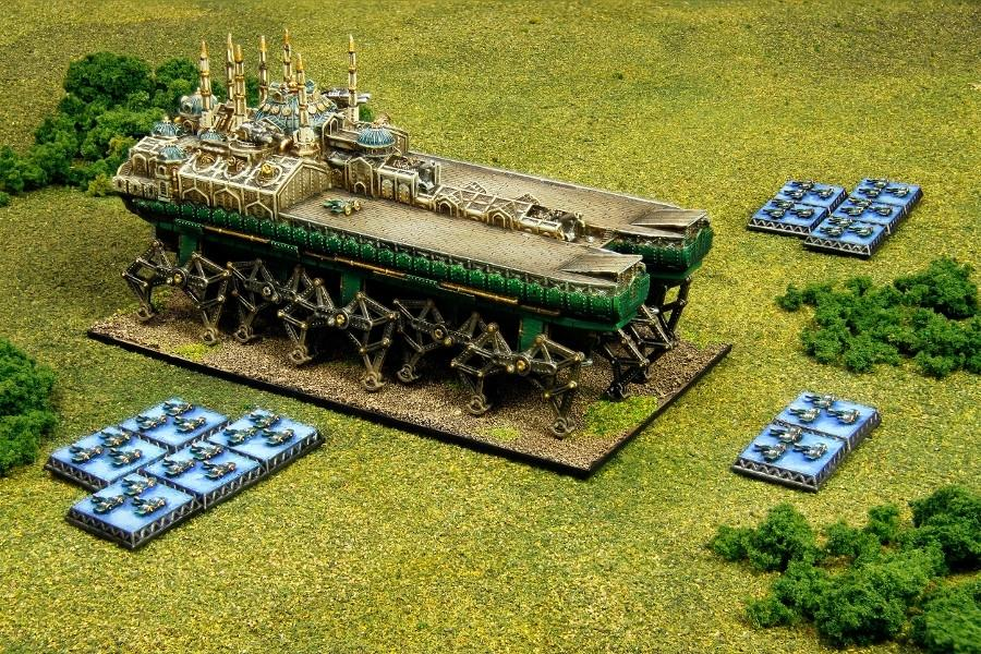 Aircraft Carrier, Copyright Spartan, Dystopian Legions, Dystopian Wars, Ottoman, Out Of Production, Spartan Games, Steampunk
