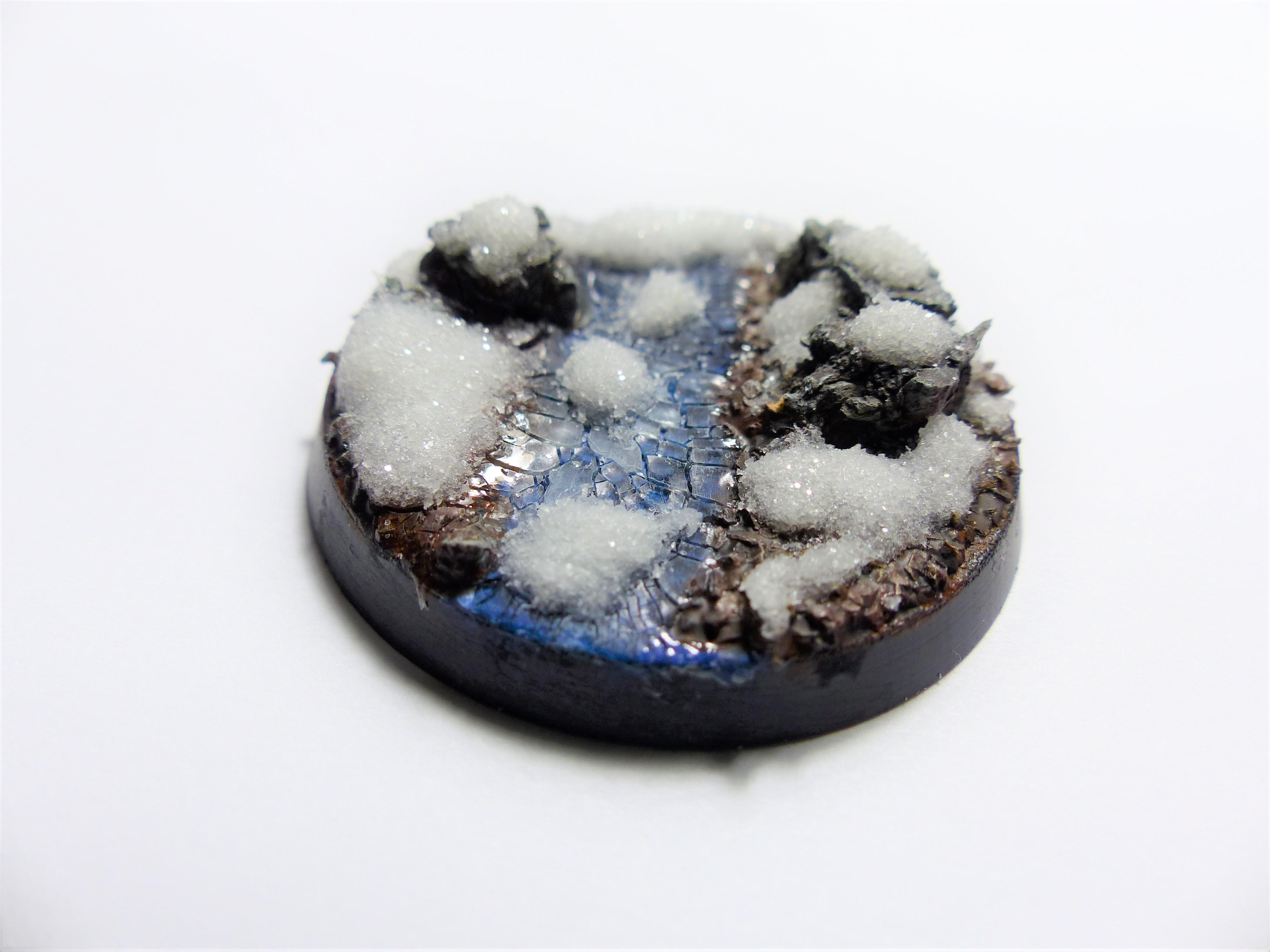 Base, Ice, Snow
