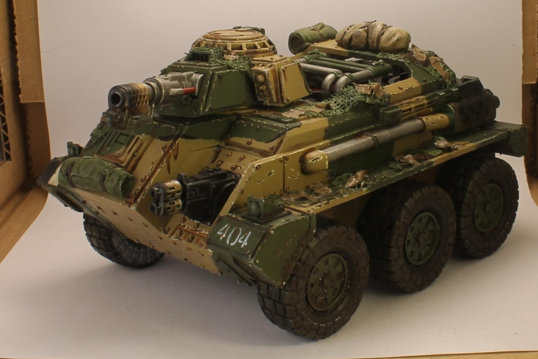 Conversion, Hellhound, Imperial Guard, Vehicle