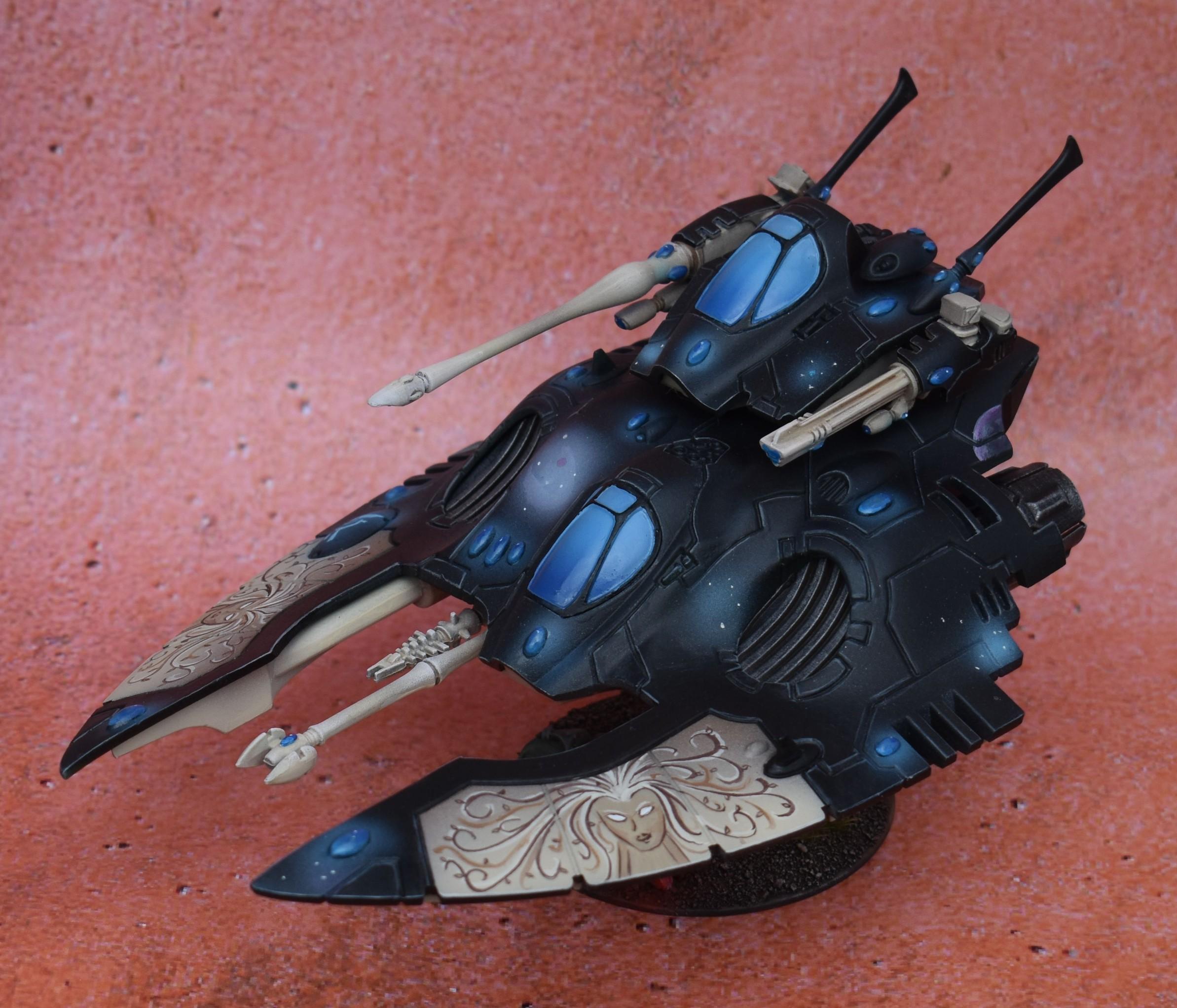Dark Eldar, Eldar, Falcon, Fleet, Freehand, Isha, Object Source Lighting, Raider, Serpent, Tank, Ulthwe, Venom, Ynnari