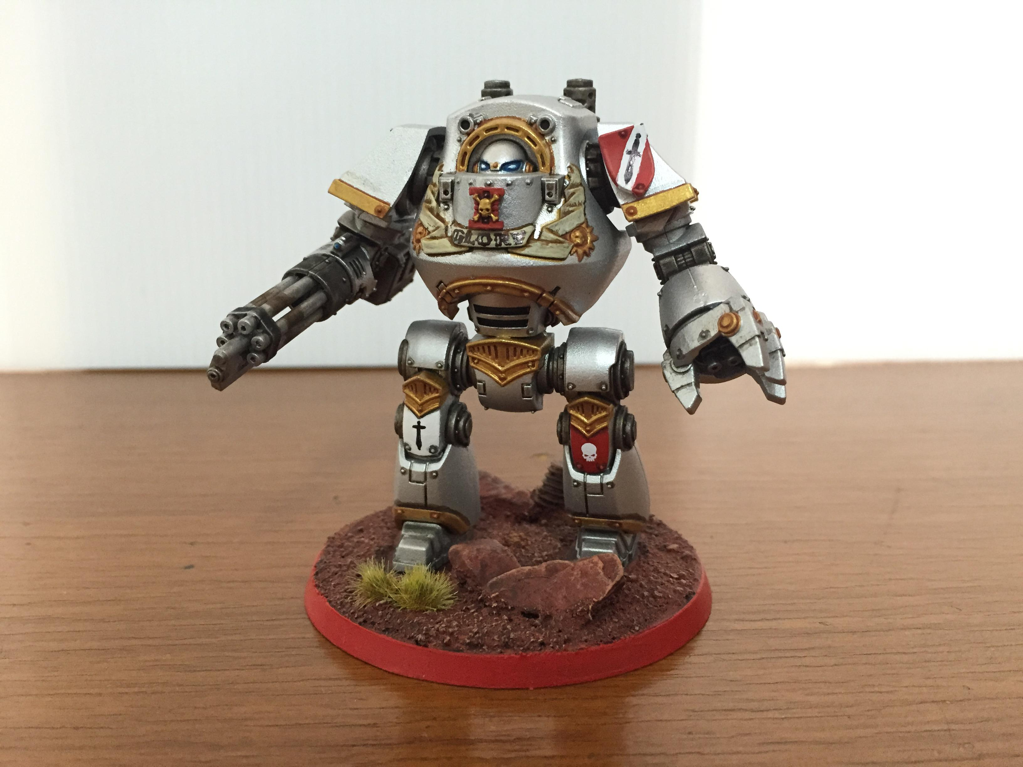 Contemptor, Dreadnought, Grey Knights