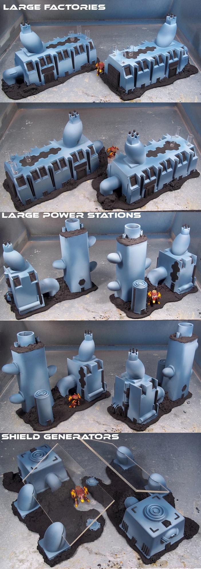 Panzer Grey WIP - Large Buildings