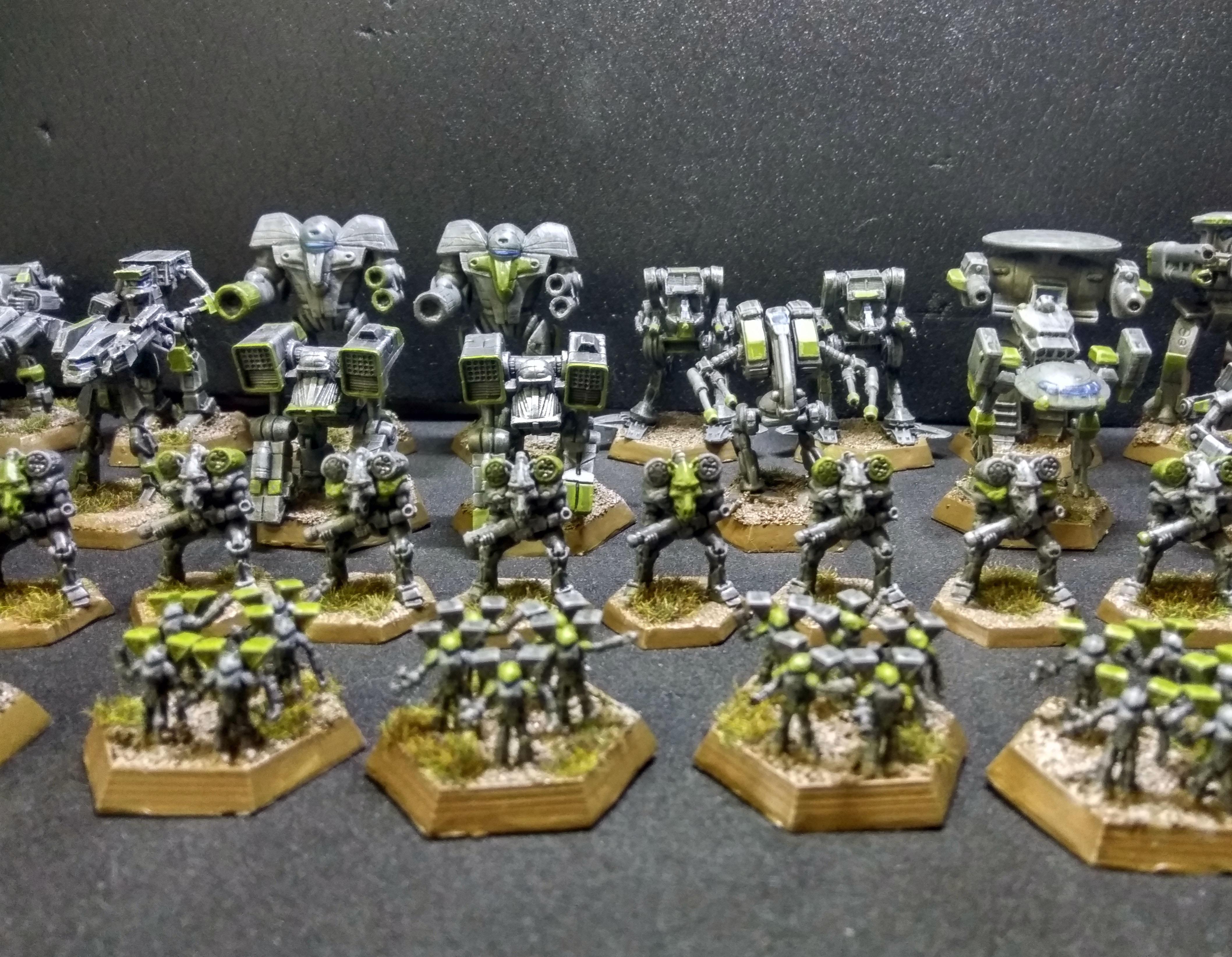 Battletech, Jade Falcon, Mech