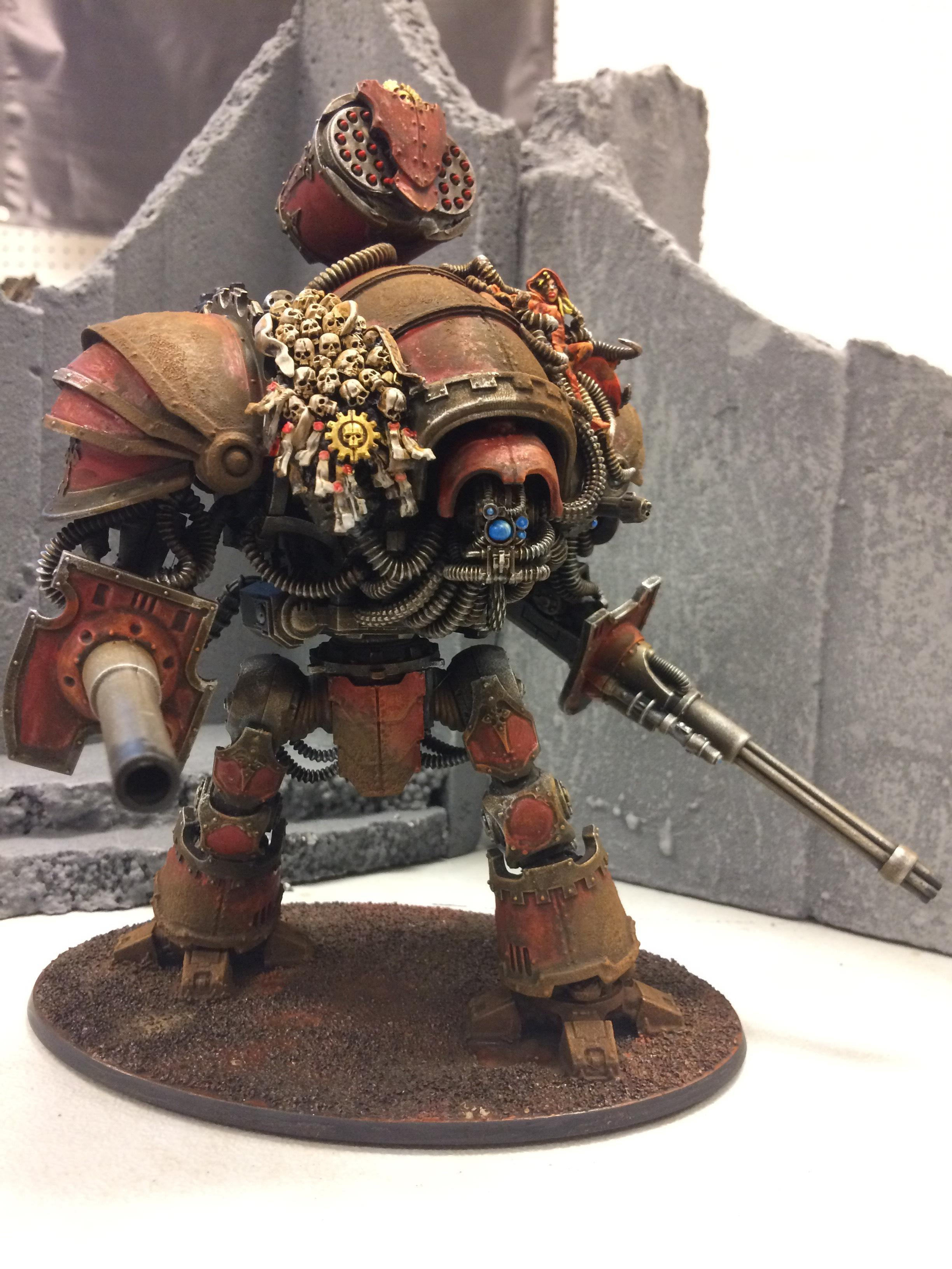 Imperial, Imperial Knight, Knights, Warhammer 40,000