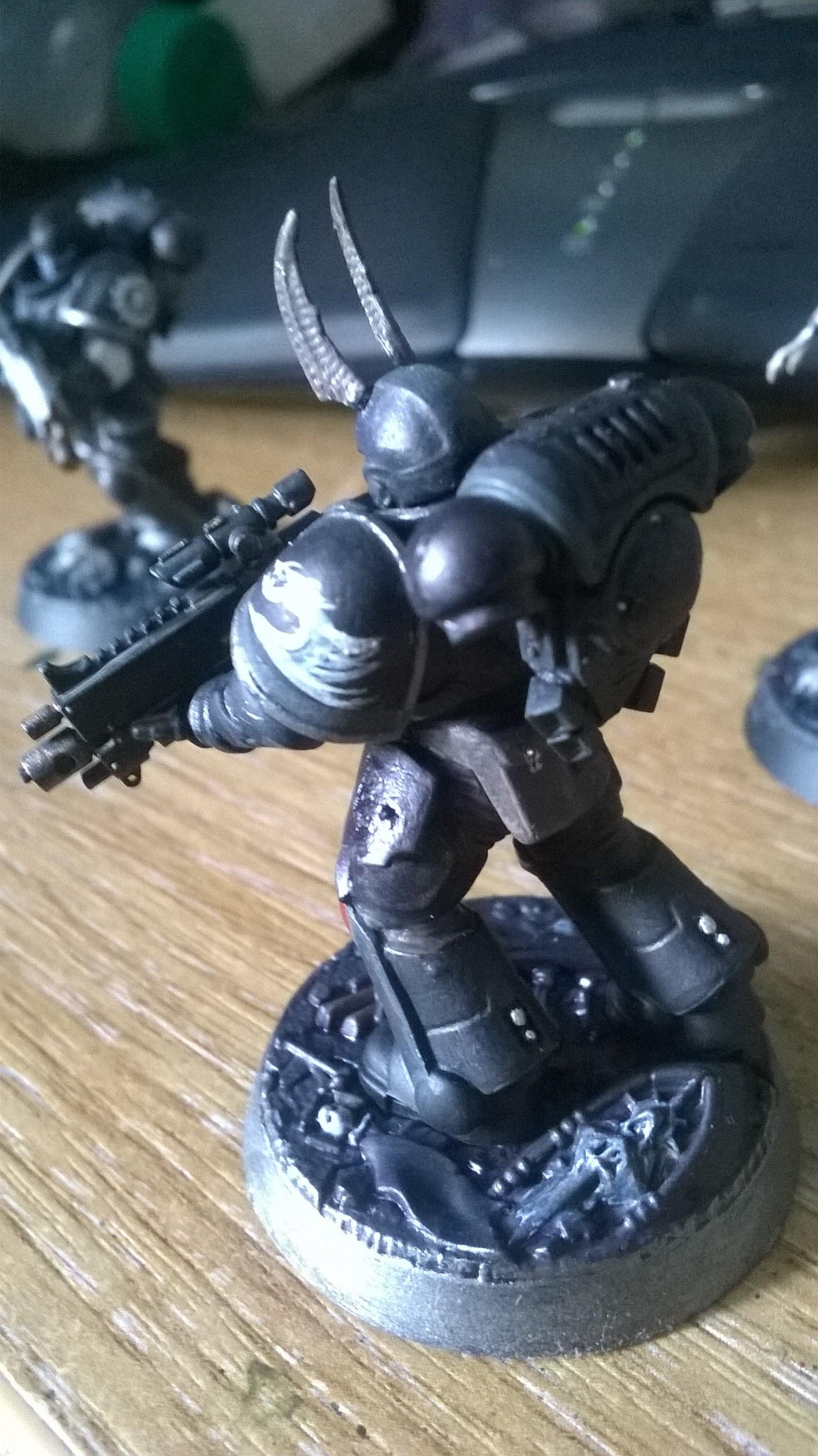 Black Dragon, Primaris, Primaris Marine, Space Marines
