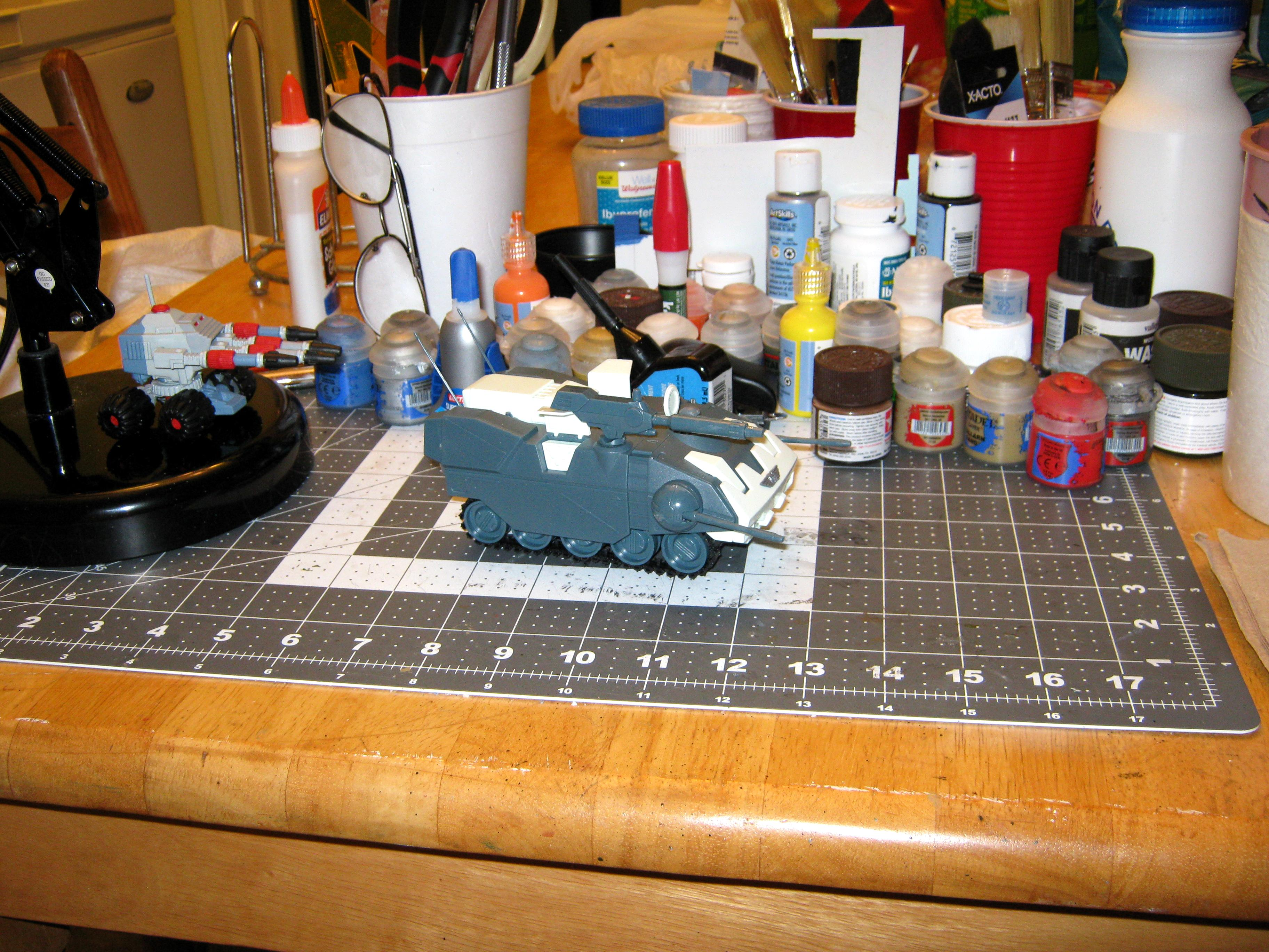 Afv, Anime, Conversion, Counts As, Crusher Joe, Dark Age Of Technology, Galleon, Imperial, Proxy, Tank