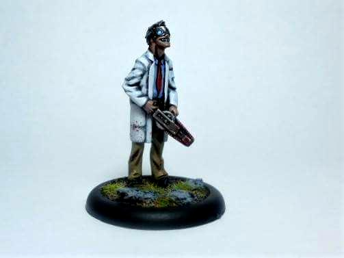 Guild, Malifaux, Dr Grinwell