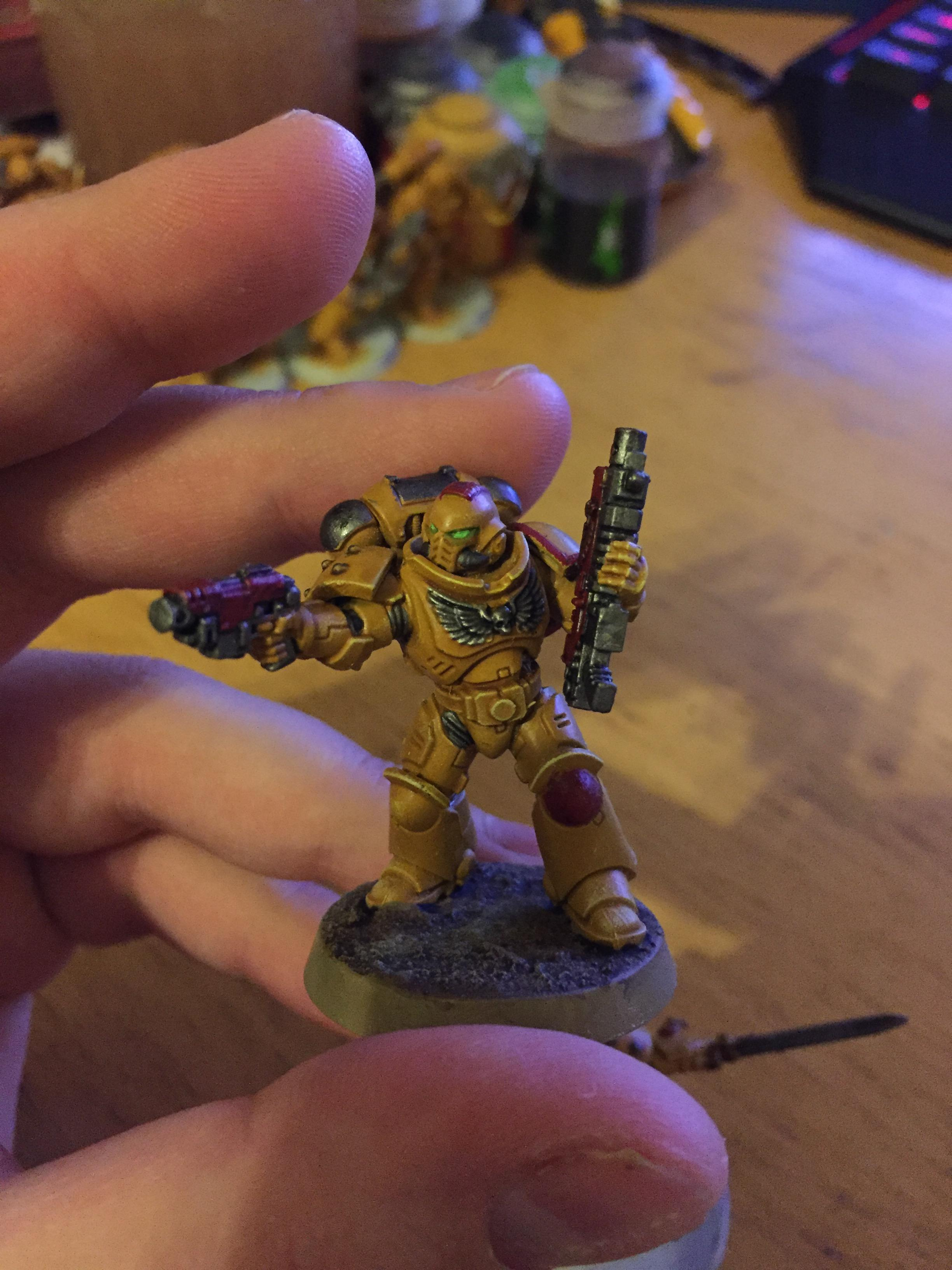 Imperial Fist One