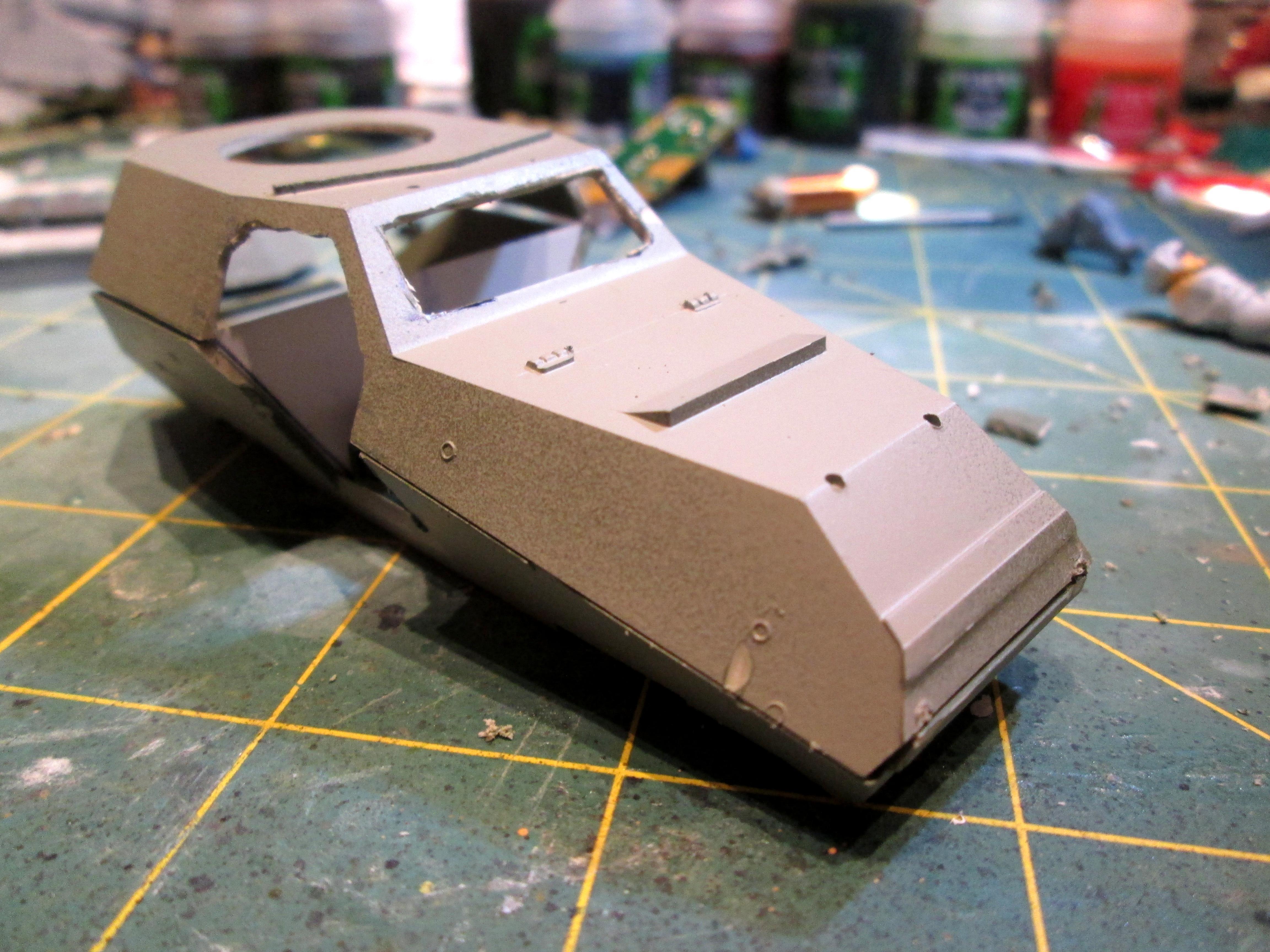 Armored Car, Imperial Guard, Recon, Sentinel