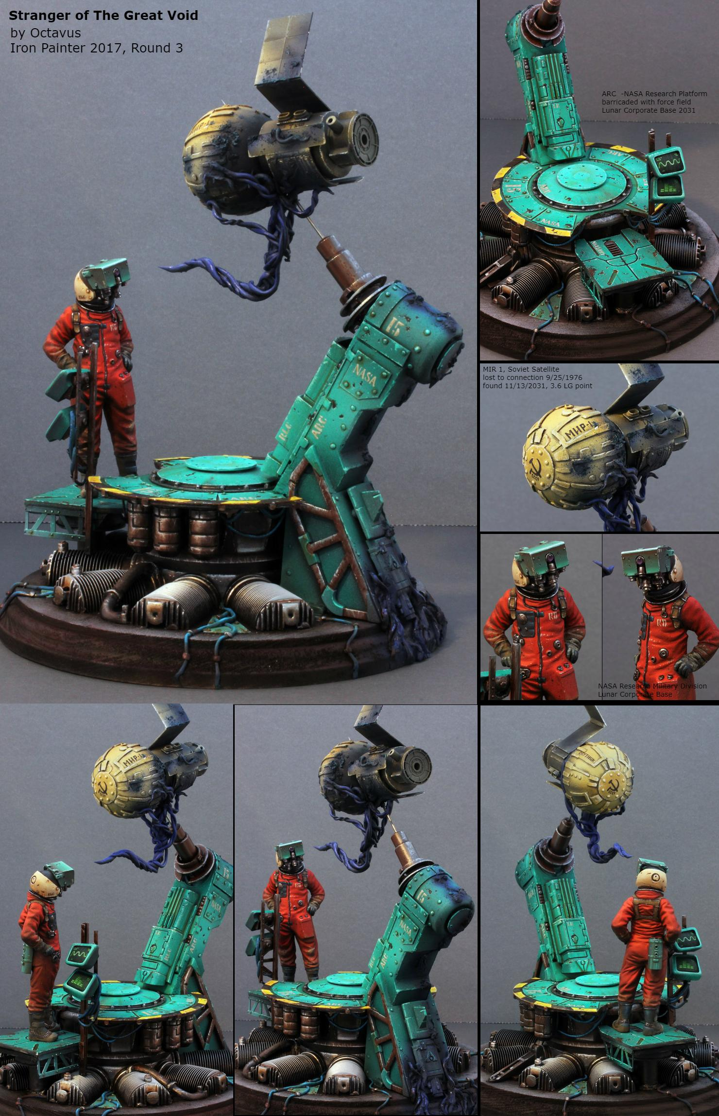Competition, Fantasy. Prey, Iron Painter, Kingdom Death, System Shock