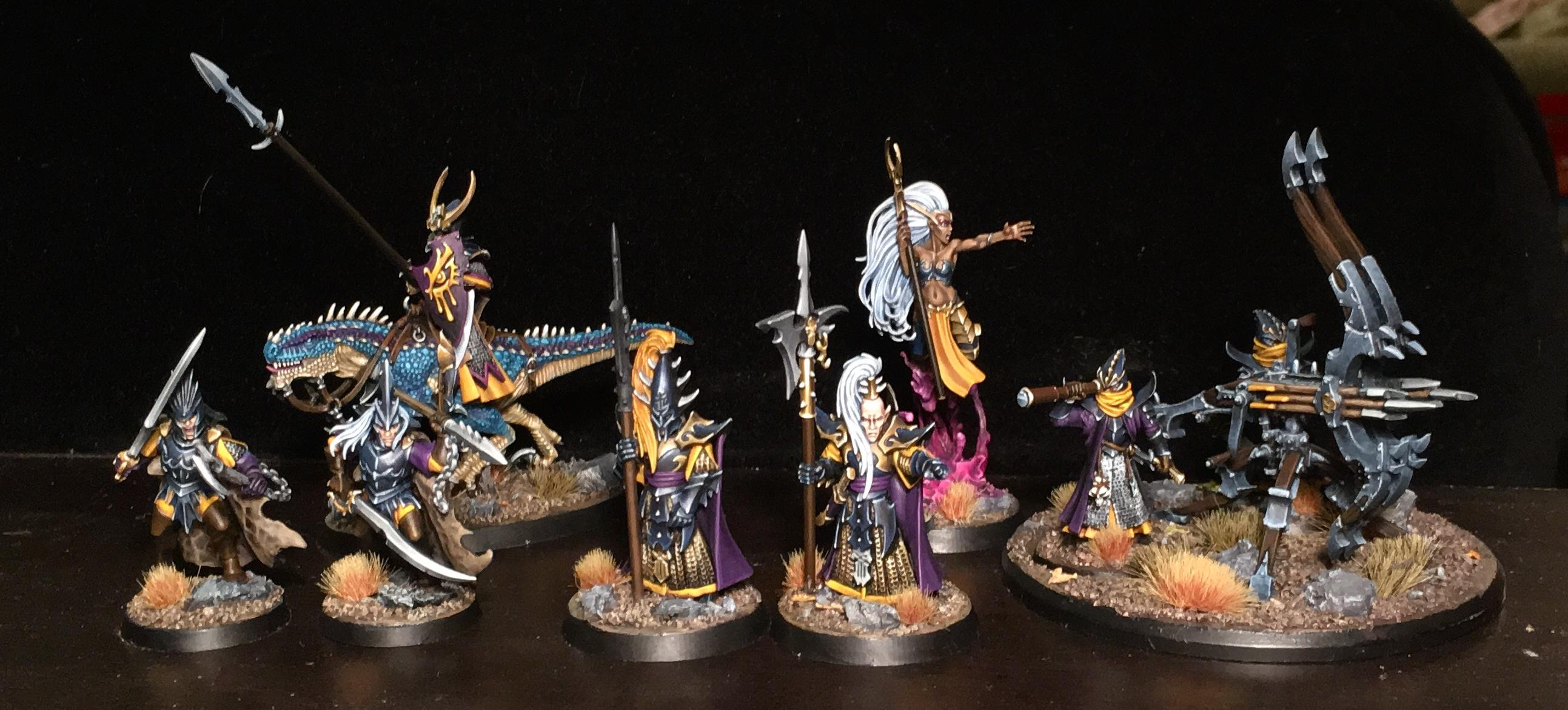 Dark Elves, Delf-jan12