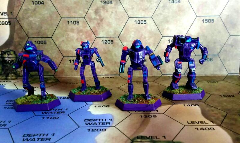 Battletech, Fwl, Marik, Mech