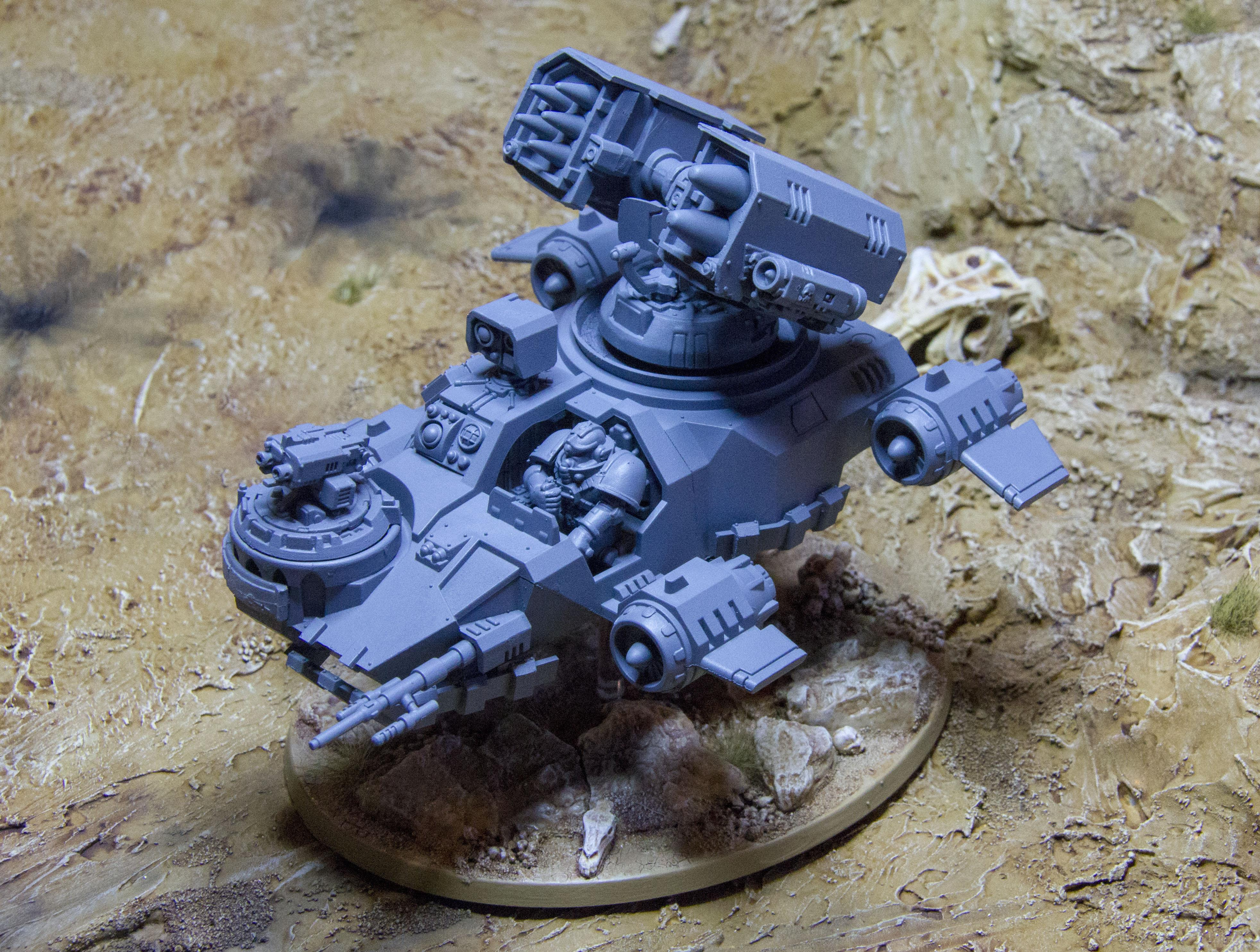 Conversion, Space Marines, Warhammer 40,000
