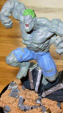 Heroclix, Hulk, Marvel