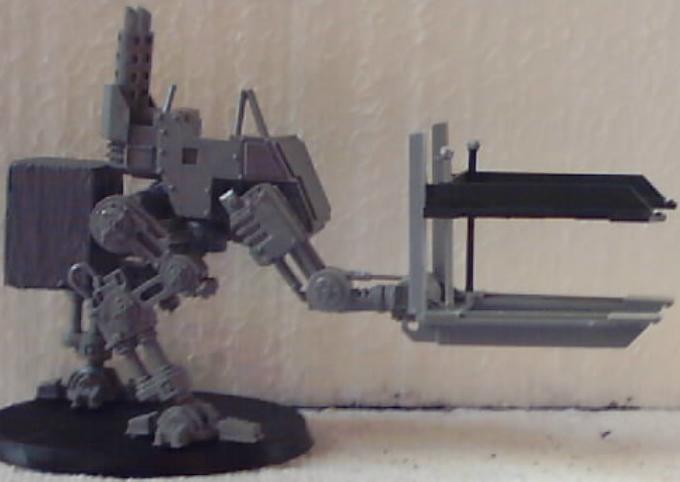 Sentinel Power Lifter
